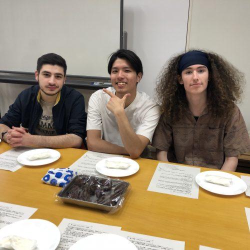 Event Report: Let's make Umegae-mochi at Dazaifu Tenmangu