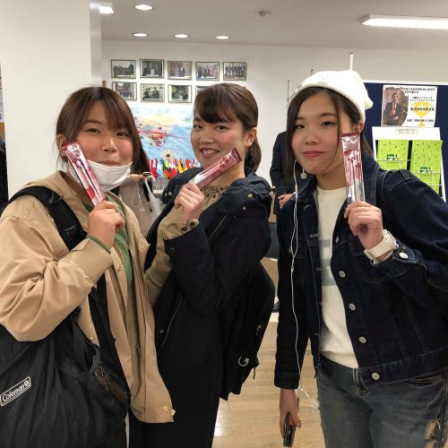 Event Report: Pocky Day