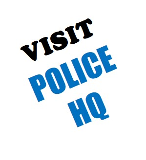Event Information: Let's visit Police Headquarters and see what's inside!