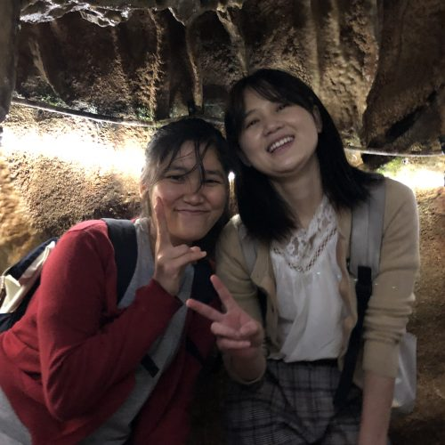 Event Report: Sembutsu Limestone Cave