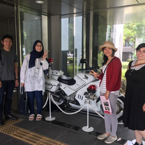 Event Report: Let's visit Police Headquarters and see what's inside!