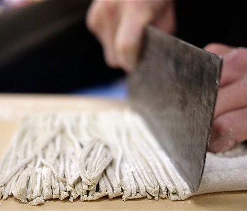 Event Information: Let's make Soba noodle!