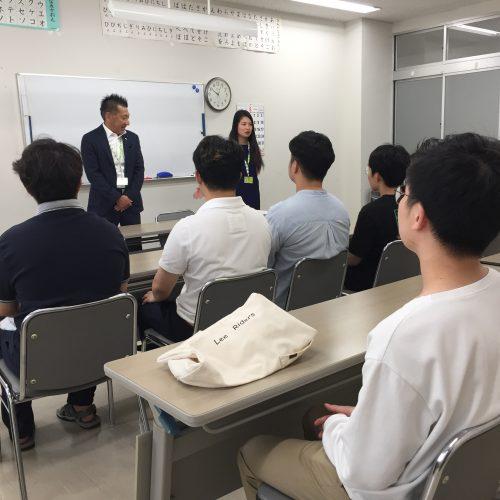 韓国の短期プログラム[亀尾大学・大邱大学]が無事終了