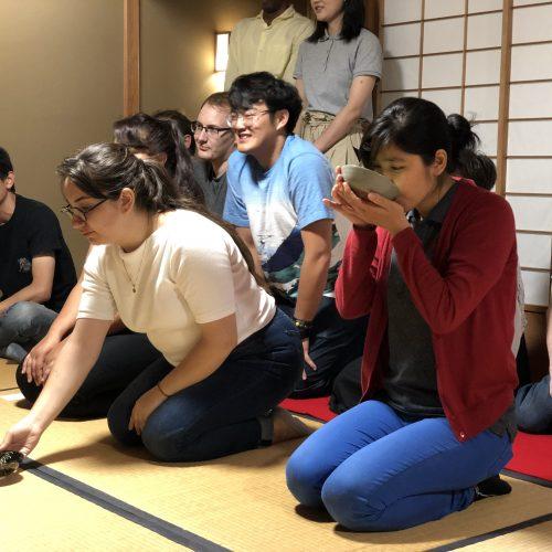 イベントレポート:茶道体験