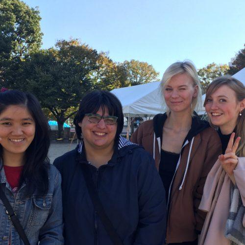 イベントレポート:外国人学生歓迎交流会・福岡市国際会館まつり